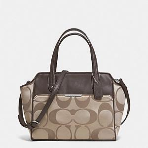 กระเป๋า COACH F33834 SKHMA TAYLOR SIGNATURE BETTE MINI TOTE CROSSBODY
