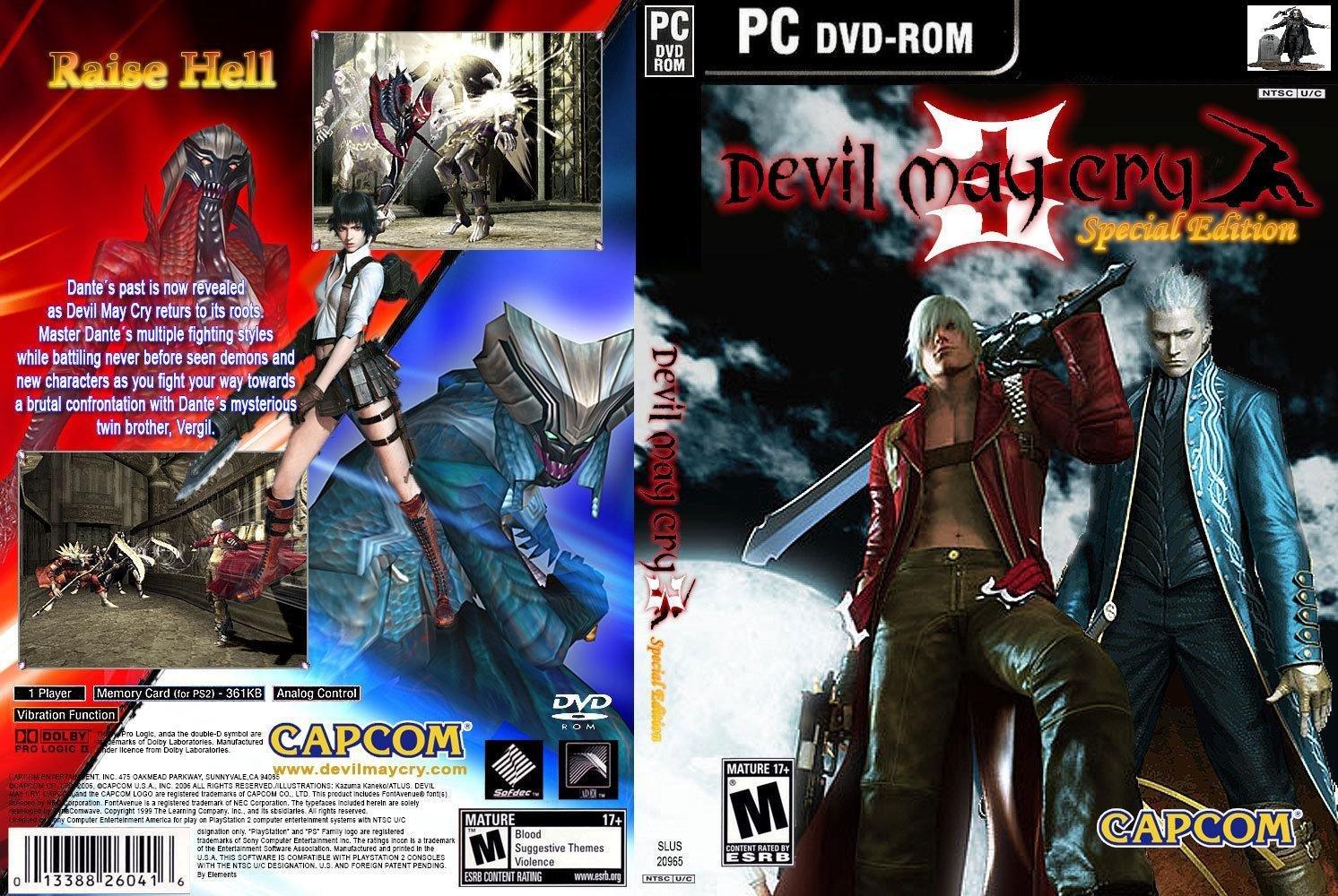 descargar devil may cry 3 special edition pc