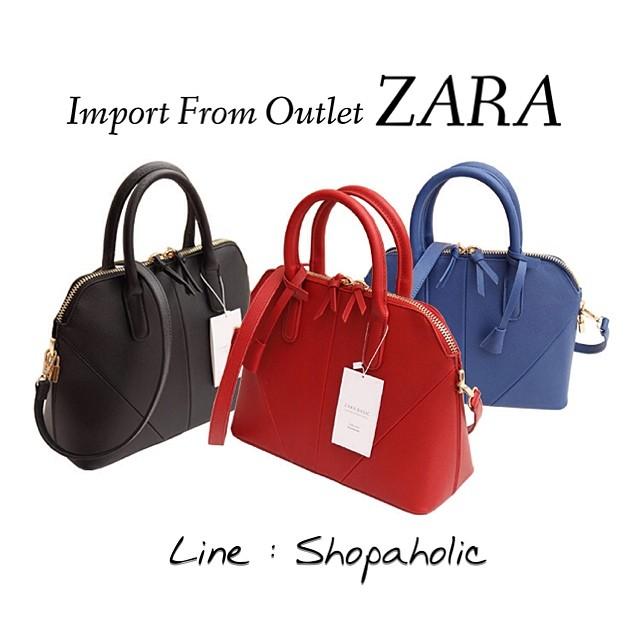 Zara City Bag With Shoulder Strap 102