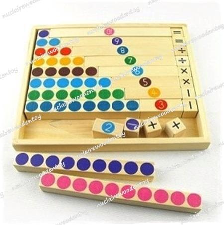 แท่งไม้ calculation board