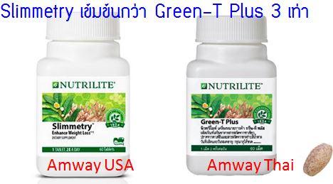 กร นท พล ส Nutrilite Slimmetry Dietary Supplement Enhance Weight Loss อาหารเสร ม ลดน ำหน ก ปลอดภ ย ไม โยโย Amway Usa