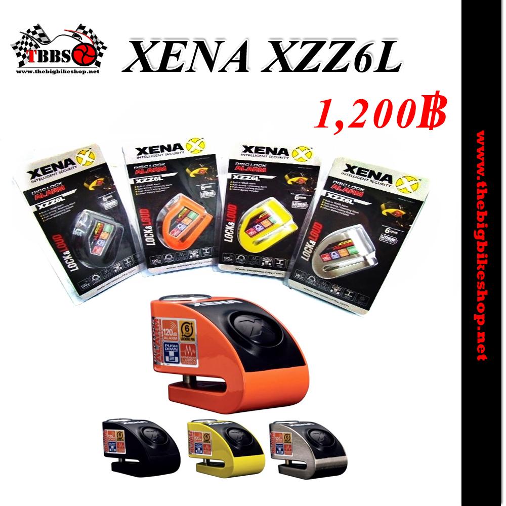 Alarm disc lock XENA XZZ6L