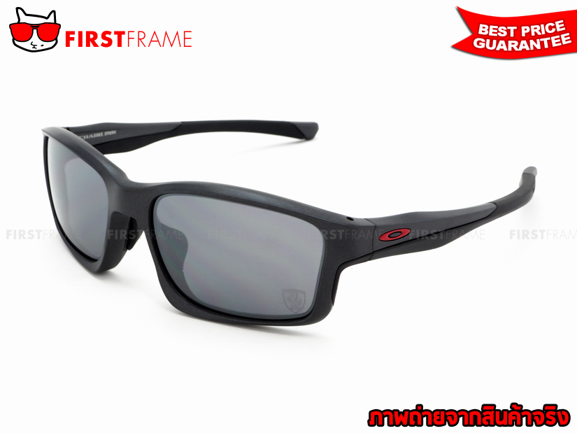 2b5c1385d6 OAKLEY OO9252-10 CHAINLINK FERRARI COLLECTION - Rayban