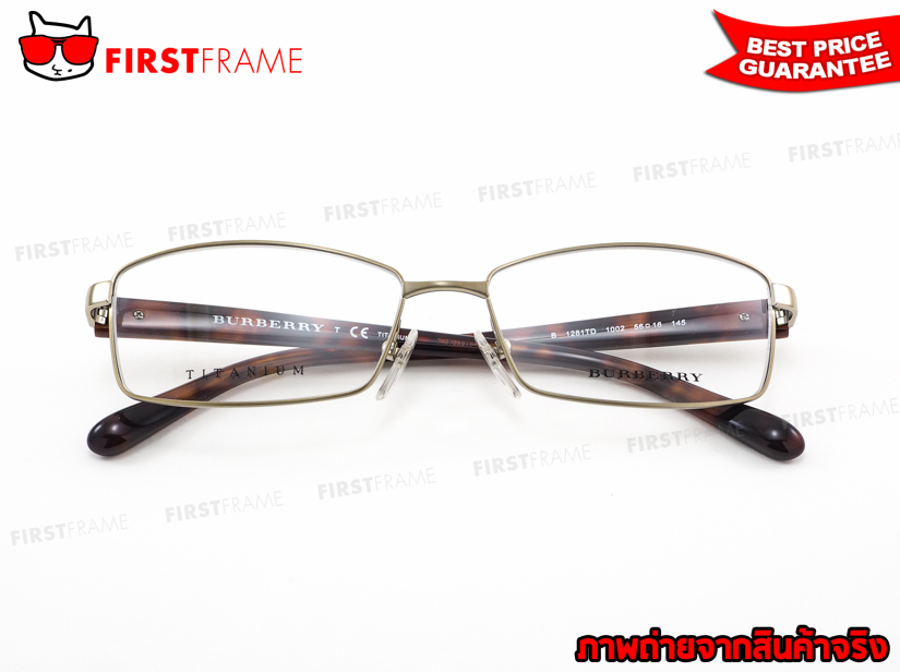 BURBERRY BE1281TD 1002 5