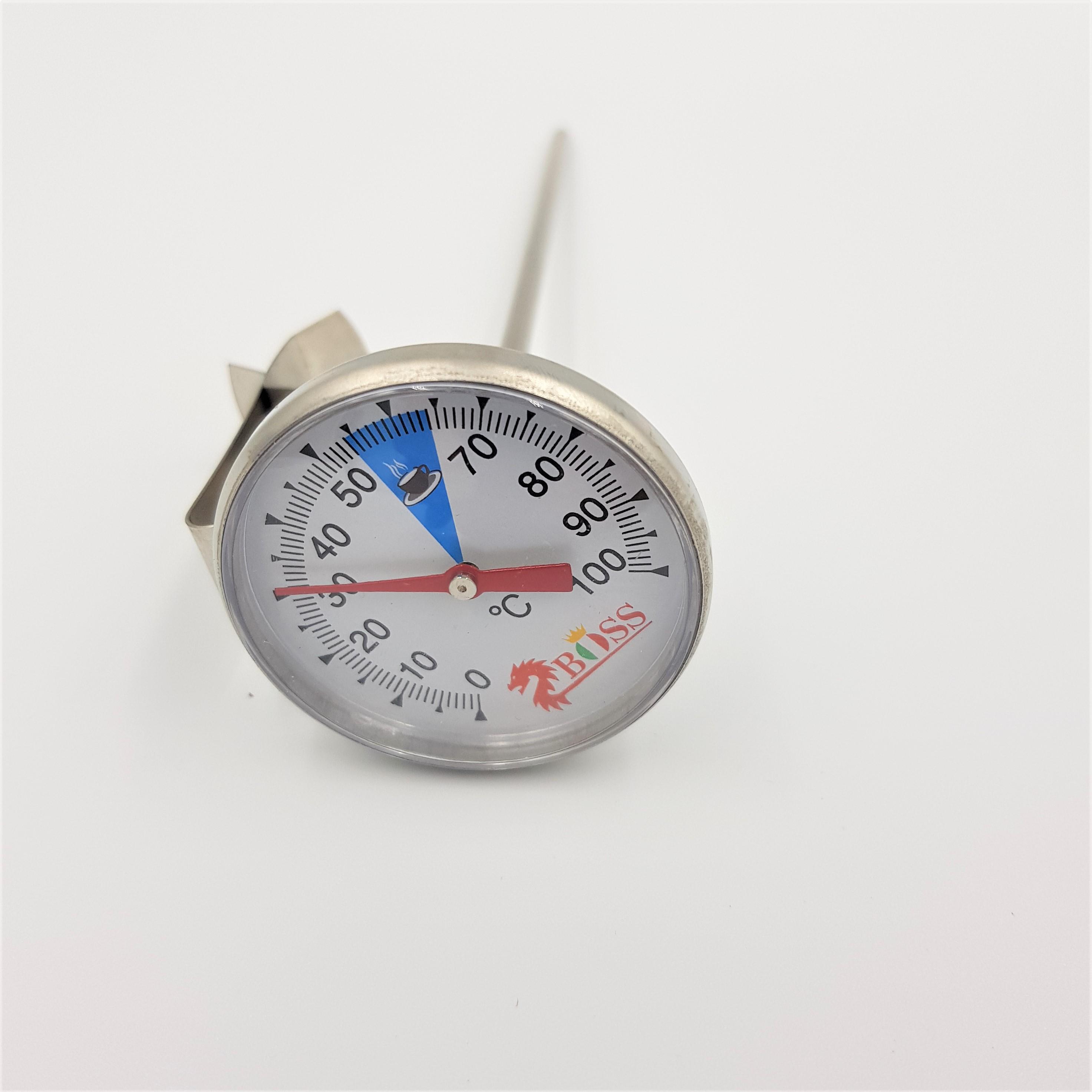 เทอร์โมมิเตอร์ วัดอุณหภูมิอาหาร ตรา BOSS รหัสสินค้า 1610-1697