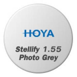 Hoya Stellify 1.55 Photo Grey