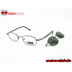 GUILCHY 100% TITANIUM and Polarized Clip On 665 C06