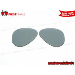 RayBan AVIATOR REPLACEMENT LENS / Green Mirror Silver Polar 3Plus