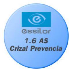 Essilor 1.6 AS Crizal Prevencia