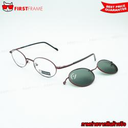 GUILCHY 100% TITANIUM and Polarized Clip On 707 C23