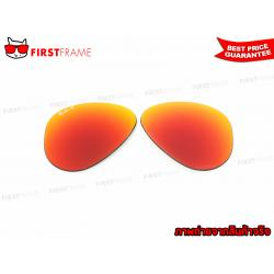 RayBan AVIATOR REPLACEMENT LENS / Brown Mirror Orange Polar