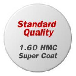 Standard Quality 1.60 HMC Super Coat