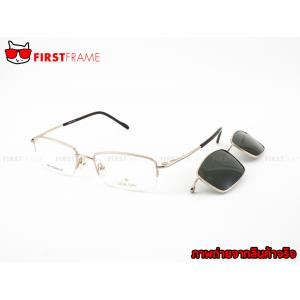 GUILCHY 100% TITANIUM and Polarized Clip On 714 C01