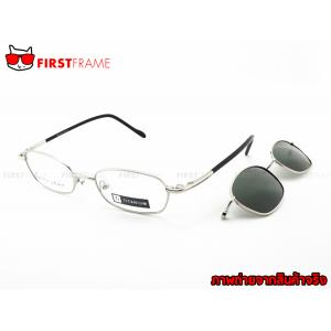 GUILCHY 100% TITANIUM and Polarized Clip On 643 C16