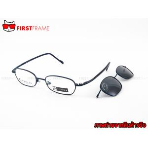 GUILCHY 100% TITANIUM and Polarized Clip On 643 C20