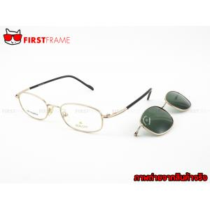 GUILCHY 100% TITANIUM and Polarized Clip On 665 C01