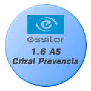 Essilor 1.6 AS Crizal Prevencia