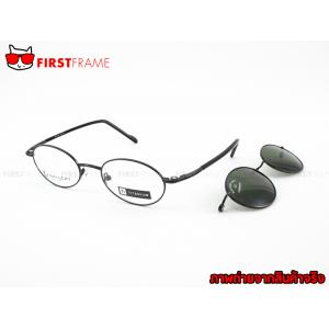 GUILCHY 100% TITANIUM and Polarized Clip On 664 C34