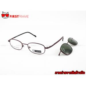 GUILCHY 100% TITANIUM and Polarized Clip On 665 C23