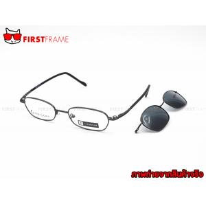 GUILCHY 100% TITANIUM and Polarized Clip On 643 C06