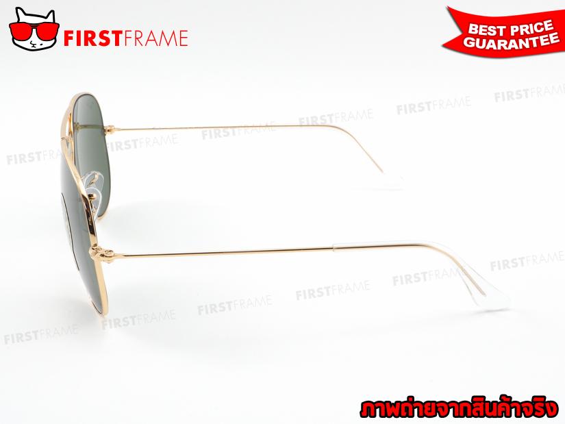 แว่นกันแดด RayBan RB3025 L0205 AVIATOR LARGE METAL3