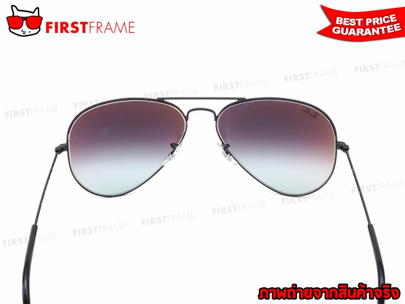 แว่นกันแดด RB3025 002/4J AVIATOR LARGE METAL6