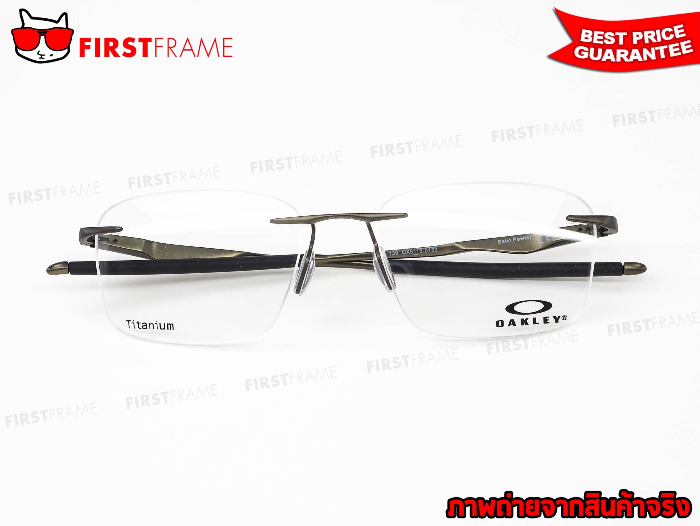 แว่นสายตา OAKLEY OX5115-01 5