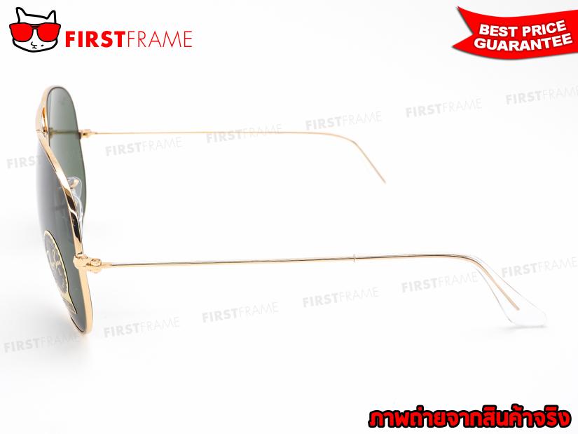 แว่นกันแดด RayBan RB3025 001 | AVIATOR LARGE METAL3