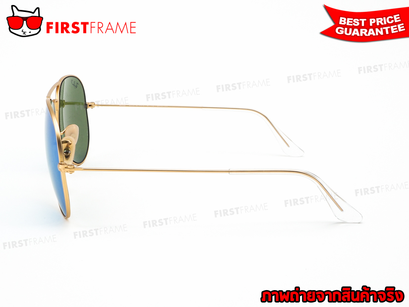 แว่นกันแดด RayBan RB3025 112/4L AVIATOR LARGE METAL3
