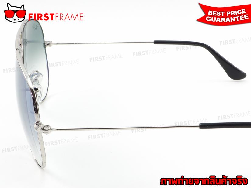 แว่นกันแดด RayBan RB3025 003/3F | AVIATOR LARGE METAL4
