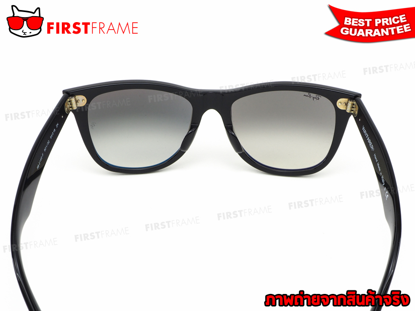 แว่นกันแดด RayBan RB2140F 901/32 ORIGINAL WAYFARER5