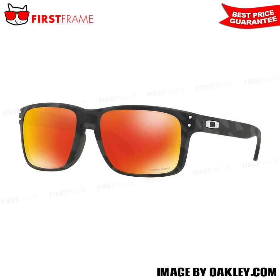 OAKLEY OO9244-32 HOLBROOK (ASIA FIT) BLACK CAMO COLLECTION