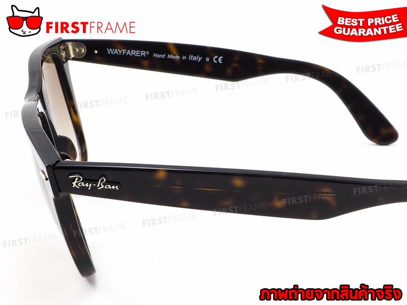 แว่นกันแดด RayBan RB2140 902/51 ORIGINAL WAYFARER 4