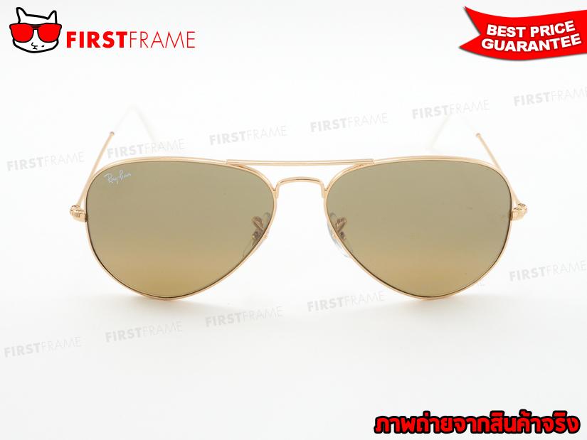 แว่นกันแดด RayBan RB3025 001/3K | AVIATOR LARGE METAL2