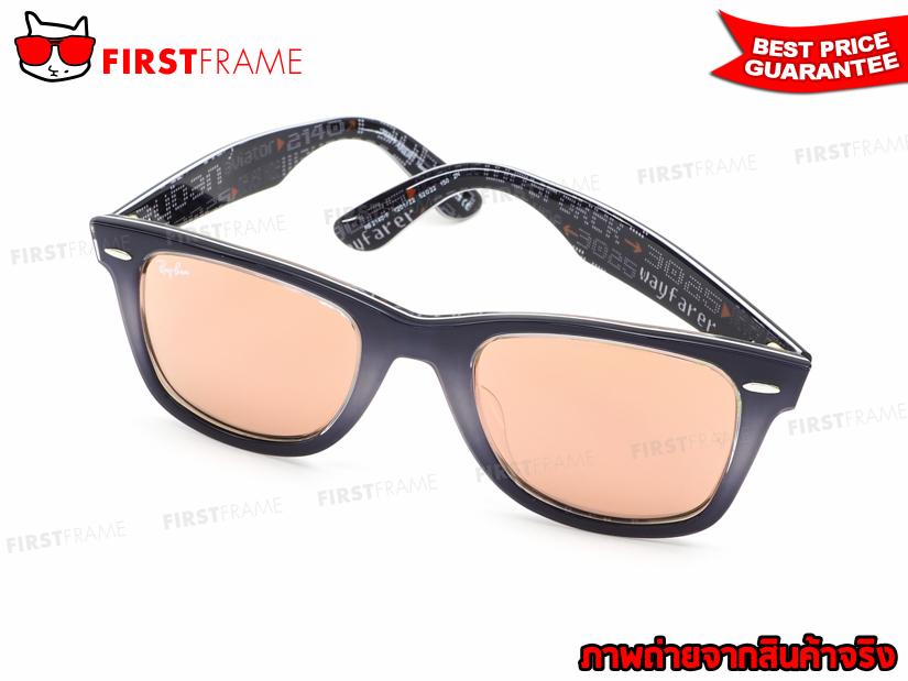แว่นกันแดด RayBan RB2140F 1201Z2 ORIGINAL WAYFARER6