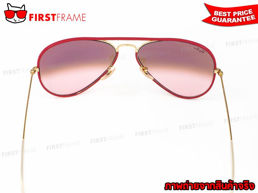 แว่นกันแดด RayBan RB3025JM 001/X3 | AVIATOR FULL COLOR 4