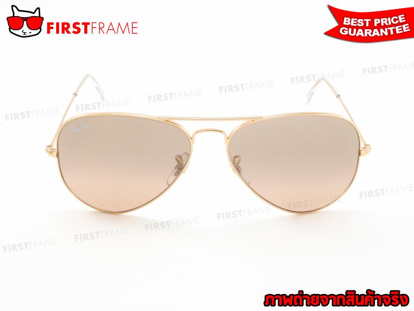 แว่นกันแดด RayBan RB3025 001/3E | AVIATOR LARGE METAL2