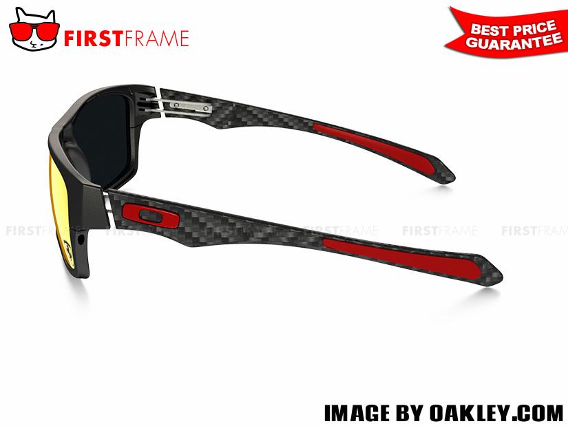 แว่นกันแดด OAKLEY OO9220-06 JUPITER CARBON FERRARI COLLECTION 3