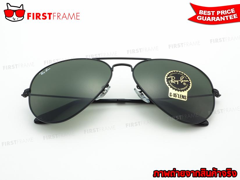 แว่นกันแดด RayBan RB3025 L2823 | AVIATOR LARGE METAL5
