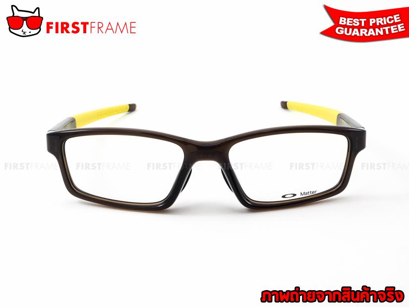 แว่นสายตา OAKLEY OX8041-03 CROSSLINK PITCH (ASIA FIT) 2