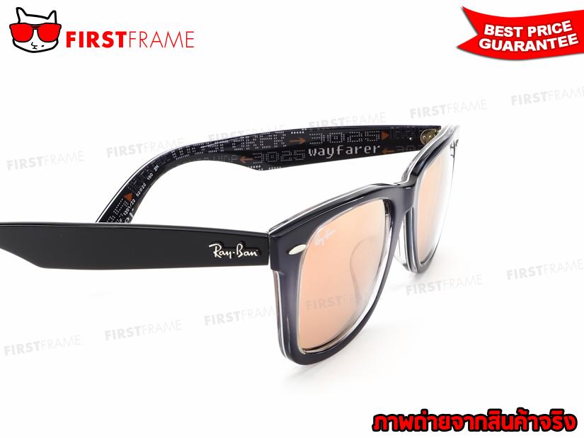 แว่นกันแดด RayBan RB2140F 1201Z2 ORIGINAL WAYFARER8