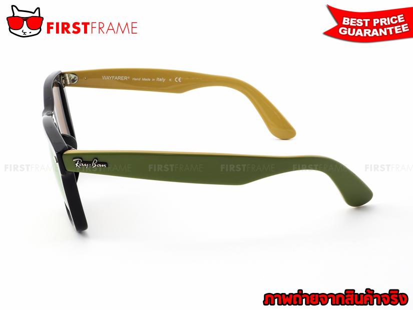 แว่นกันแดด RayBan RB2140F 117393 ORIGINAL WAYFARER3