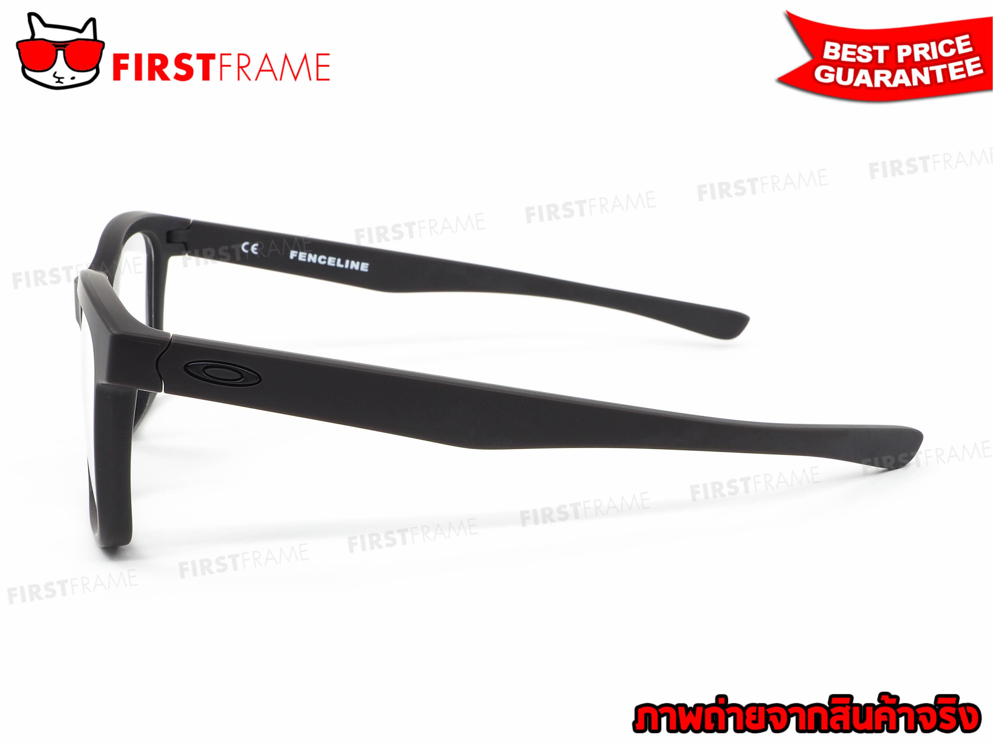 แว่นสายตา OAKLEY OX8069-07 FENCELINE 3