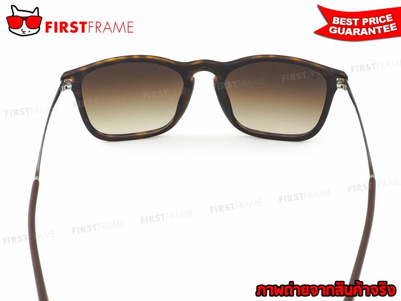 แว่นกันแดด RayBan RB4187F 865/13 CHRIS 5