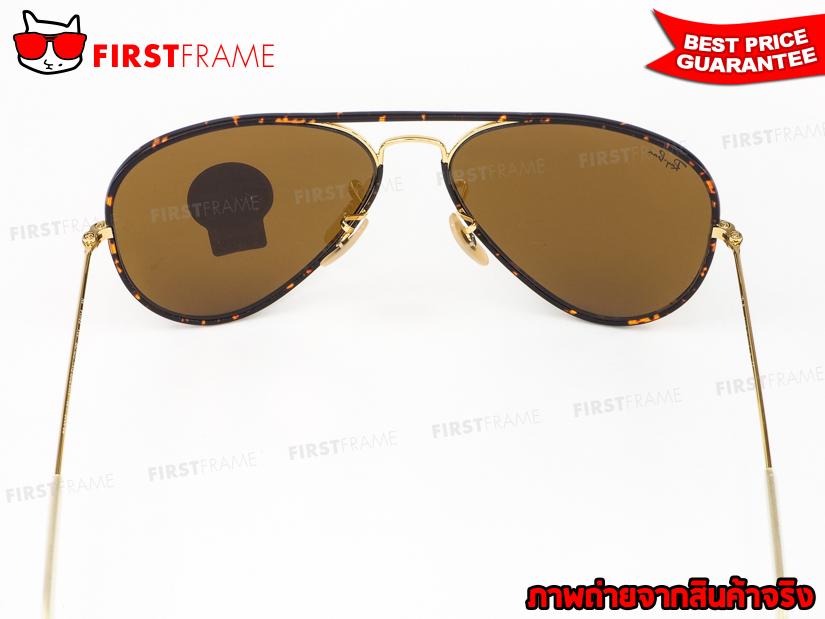 แว่นกันแดด RayBan RB3025JM 001 AVIATOR FULL COLOR4