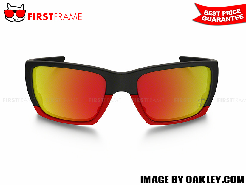 แว่นกันแดด OAKLEY OO9194-24 STYLE SWITCH FERRARI COLLECTION 2