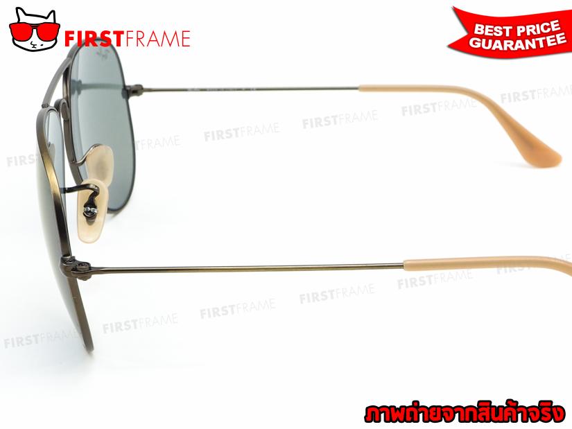 แว่นกันแดด RayBan RB3025 167/68 | AVIATOR LARGE METAL NEW COLOR4