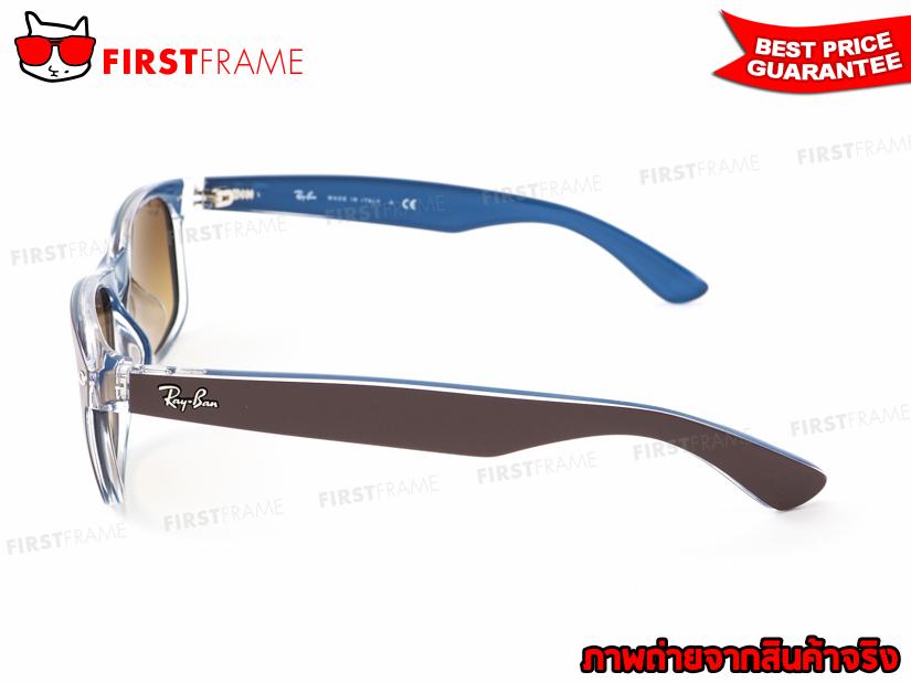 แว่นกันแดด RayBan RB2132F 6189/85 NEW WAYFARER 3