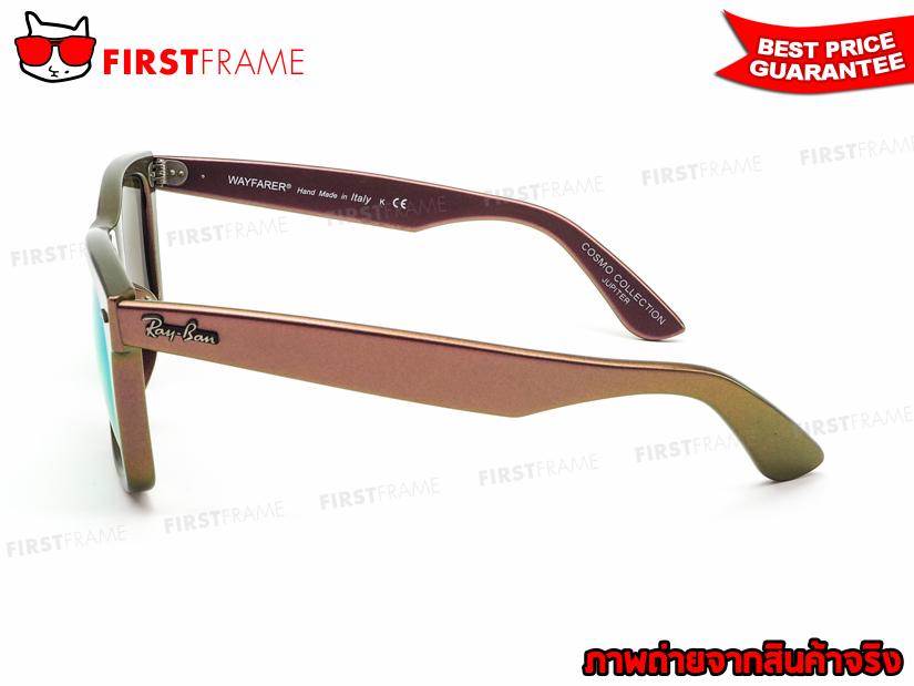 แว่นกันแดด RayBan RB2140F 611019 ORIGINAL WAYFARER COSMO3