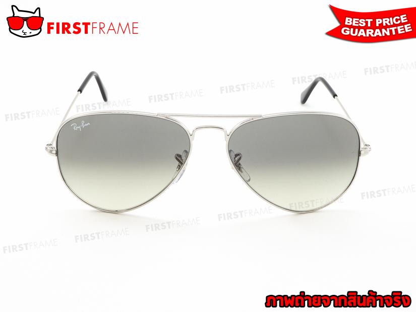 แว่นกันแดด RayBan RB3025 003/32 | AVIATOR LARGE METAL2